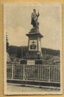 C.P.A. Vaux-et-Chantegrue - Monument Aux Morts - France