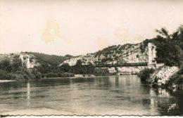 CPSM - GLUGES - LE PONT - France