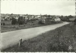 Ochamps -- Panorama Vu De La Route De La Justice.    (2 Scans) - Libin