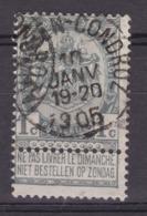 N° 53 AVINS EN CONDROZ - 1893-1907 Coat Of Arms