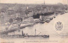 Nantes La Belle Un Des Premiers Ports De France - Nantes