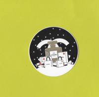 CARTE CHANEL   DE CHRISTMAS - Parfumkaarten