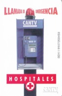 Venezuela, CAN2-0512A, Hospitales  (1/3), 2 Scans.   GEM5 (Black) - Venezuela