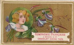Chromo Compagnie Française L. Schaal Elsass Thann Alsace - Autres