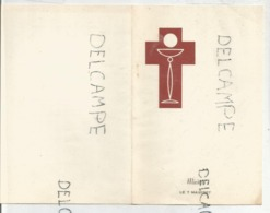 Menu De Communion De Michel Le 7 Mai 1967. - Menus