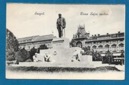 SZEGED TISSA LAIOS SZOBOR - Ungheria