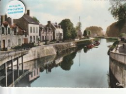 45 - Très Belle Carte Postale Semi Moderne Dentelée De  CEPOY  Le Canal - Other Municipalities