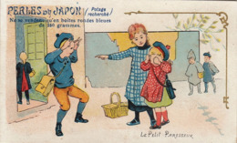 Chromo Perles Du Japon Plagemoquerie Le Petit Paresseux - Altri