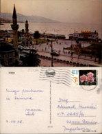 IZMIR,TURKEY POSTCARD - Türkei