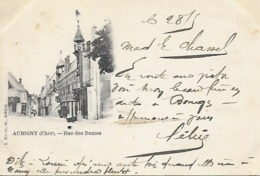 18)  AUBIGNY  -  Rue Des Dames - Aubigny Sur Nere