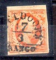 Holanda Sello Nº Yvert 3 O Valor Catálogo 175.0€ - Holanda