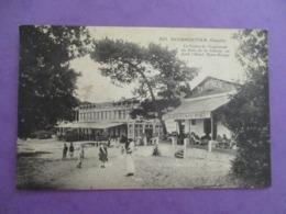 CPA 85 NOIRMOUTIER CENTRE DE L'ESPLANADE DU BOIS DE LA CHAIZE ANIMEE - Noirmoutier