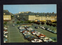 50 St Saint Lô / Place De L'Hôtel De Ville ( Automobiles,citroen,peugeot,renault,etc  ) - Saint Lo