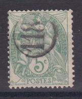 CP 152/ N° 111 CACHET JOUR DE L AN - Collections
