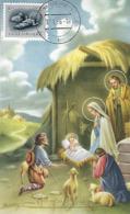 12.1.1956  -  Joyeux Noël - Maximum Cards