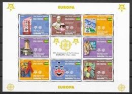 Saint Thomas Et Prince  -  50 EME ANNIVERSAIRE EUROPA 2005  CEPT NEUF ** - Sao Tome Et Principe