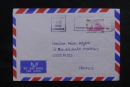 CAMBODGE - Enveloppe De Phnom Penh Pour La France Par Avion En 2000, Affranchissement Plaisant - L 46847 - Cambodge