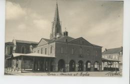 TRIE SUR BAISE - Mairie Et Eglise - Autres Communes