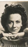 Marie Bizet Morte à Couilly Pont Aux Dames Actrice Chanteuse Ignace Fernandel. Pliure - Artistes
