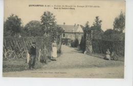 QUINCAMPOIX - Entrée Du Manoir Du Bocage - Route De Fontaine Le Bourg - Francia