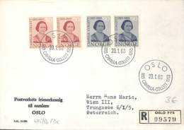 [403514]TB//-Norvège 1963 - Camilla Collett, Ecrivains, Personnages - Briefe U. Dokumente