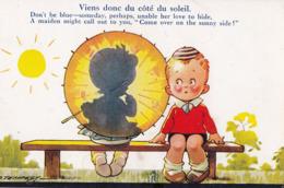 CPA (illustrateur) D TEMPEST Viens Donc Du Coté Du Soleil - Künstlerkarten
