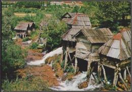 BOSNIA & HERZEGOVINA -  Water Mill - JAJCE - Mint - Watermolens
