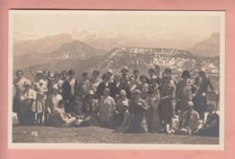 OUDE POSTKAART ZWITSERLAND - SCHWEIZ -  SUISSE -     RIGI-KULM 1929 - ED. PHOTOHAUS DEYHLE RIGI-KALTBAD - LU Lucerne