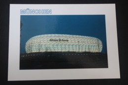 Germany / Munchen Allianz Arena -Stadion  - Stade - Stadium - Postcard - Stadions