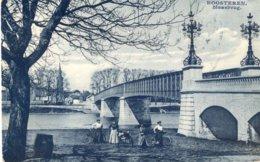 Roosteren Maasbrug 1910 - Nederland