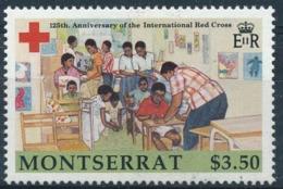Montserrat Red Cross Croix Rouge MNH - Prix Nobel
