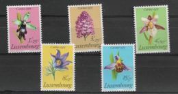 LUXEMBOURG 1975 FLOWERS MNH - Heilpflanzen