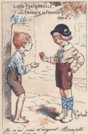 CPA (illustrateur)  H GERBAULT Je N Ai Pas D Argent Accepté Mon Coeur - Künstlerkarten