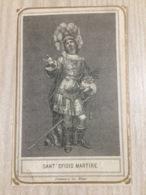 Santino Sant' Efisio Martire - Santini
