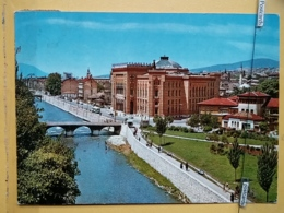 KOV 303-6 -  SARAJEVO, BOSNIA AND HERZEGOVINA, BIBLIOTEKA, LIBRARY, BIBLIOTHEK - Bosnia Y Herzegovina