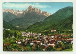 LA CONCA DI PAULARO ( CARNIA ) COL MONTE SERNIO - VIAGGIATA FG - Udine