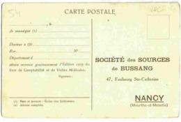 1935 BUSSANG - Vue Peu Courante Pièce D'eau PARC D'ENFANTS Tirage Spécial  Des Sources - Nancy