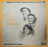 """MA19 Disco Vinile 45 Giri Dave Grusin """"Sul Lago Dorato / On Golden Pond"""" - 1982 MCA Records - 7'' Vinyl Record - Musica Di Film"""