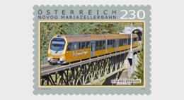 Austria 2019 - Mariazell Railway – Himmelstreppe Mnh - 1945-.... 2ª República