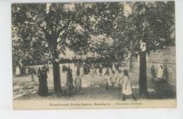 BESANÇON - Pensionnat Notre Dame - Deuxième Terrasse - Besancon