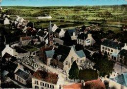Dep 29 , Cpm En Avion Au Dessus De PLONEIS , 7 , L'Eglise  (12261) - Other Municipalities