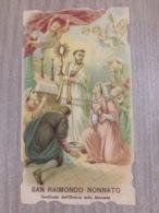 Santino San Raimondo Nonnato - Imágenes Religiosas