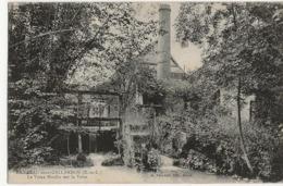 BAILLEAU SOUS GALLARDON - Le Vieux Moulin Sur La Voise - Autres Communes