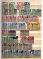 Germany , German Empire ,  Huge Party Of Duty Stamps In A Stock-book (as Per Scans) VFU - Gebraucht
