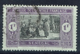 Senegal (French Colony), 1f., African Market, 1914, VFU - Used Stamps