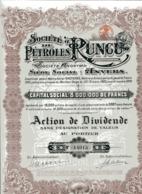 """""""RUNCU"""" - Société D Pétroles - Sin Clasificación"""