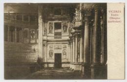 C.P.  PICCOLA   VICENZA  TEATRO  OLIMPICO  (PARTICOLARE)    2  SCAN    (NUOVA) - Vicenza