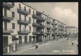 COLLEFERRO - VIA CARPINETANA 1960 - Other Cities