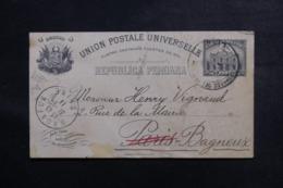 PEROU - Entier Postal De Lima Pour La France En 1911 - L 46895 - Pérou
