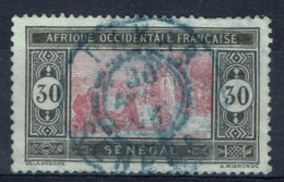 Senegal (French Colony), 30c., African Market, 1914, VFU - Used Stamps